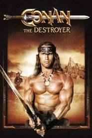 โคแนน ตอน ถล่มวิหารเทพเจ้า Conan the Destroyer (1984)