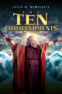 บัญญัติสิบประการ The Ten Commandments (1956)