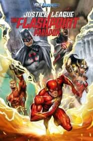 จัสติซ ลีก จุดชนวนสงครามยอดมนุษย์ Justice League: The Flashpoint Paradox (2013)