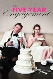 5 ปีอลวน ฝ่าวิวาห์อลเวง The Five-Year Engagement (2012)