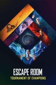 กักห้อง เกมโหด 2: กลับสู่เกมสยอง Escape Room: Tournament of Champions (2021)
