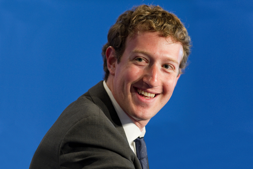 Fortune назвал Цукерберга бизнесменом года