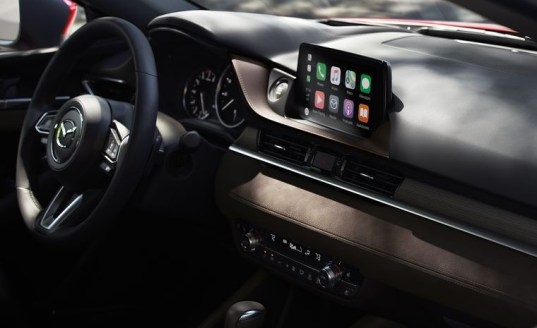 2020 Mazda 6 Navigation and Infotainment