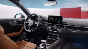 2021 Audi A4 Allroad with new interior
