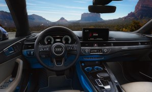 2021 Audi A5 Sportback Dashboard and Navigation