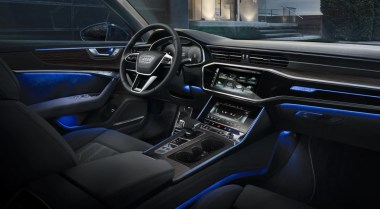 2021 Audi A6 Navigation and Infotainment