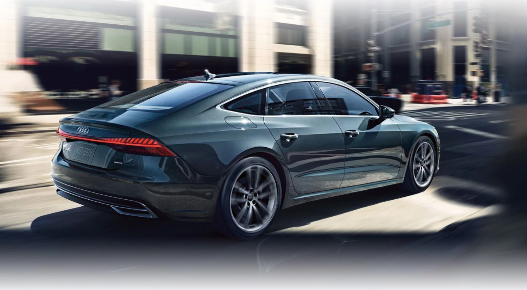 2021 Audi A7 powered with new engine
