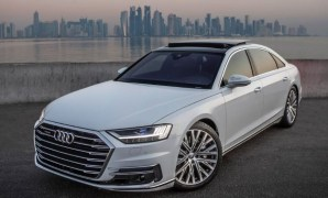 2021 Audi A8 Powered with new engine