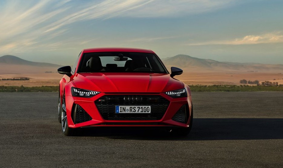 2021 Audi RS7 Sportback Front View
