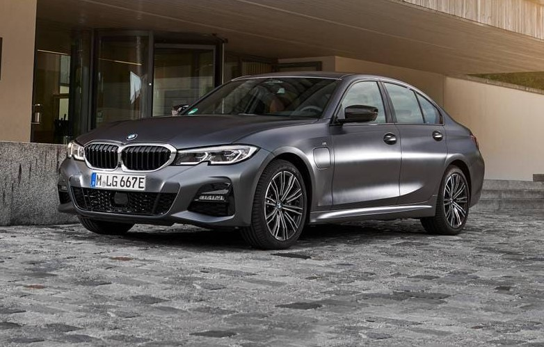 2021 BMW 3-Series official preview