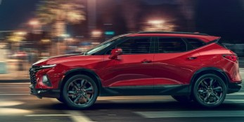 2021 Chevy Blazer Official Preview