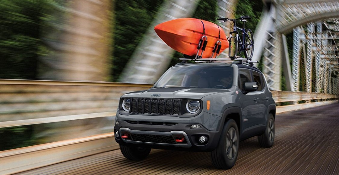 2021 Jeep Renegade has more power with its new engine