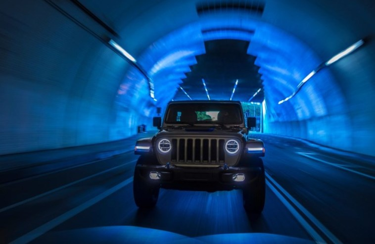 2021 Jeep Wrangler Official Preview