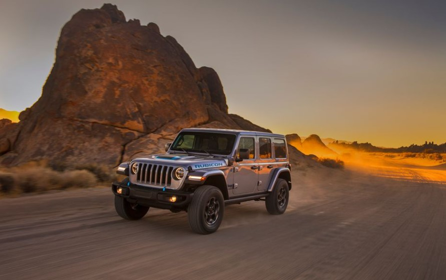 2021 Jeep Wrangler has more power with its new engine system