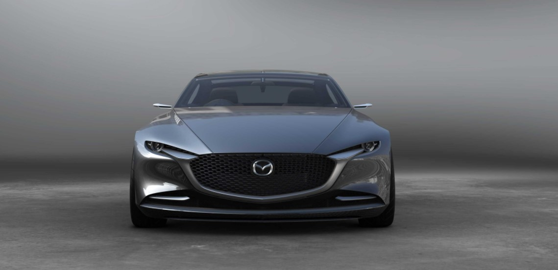 2021 Mazda 6 Front View