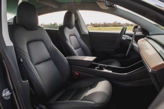 2021 Tesla Model 3 New Interior Styling