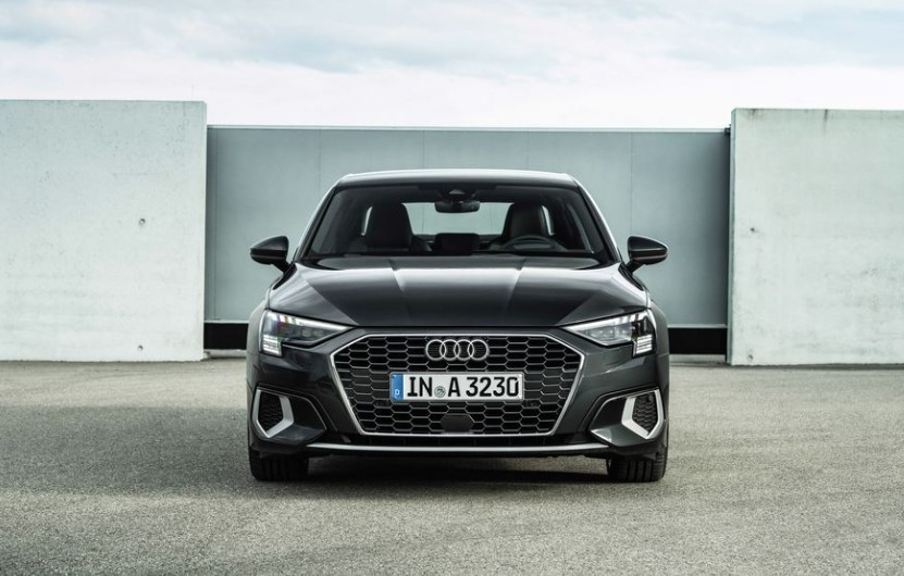 2022 Audi A3 Front View