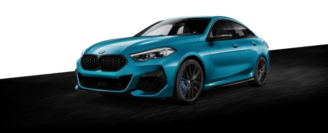 2021 BMW 2-Series Gran Coupe Official Preview