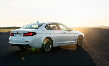 2021 BMW 5-Series Official Preview