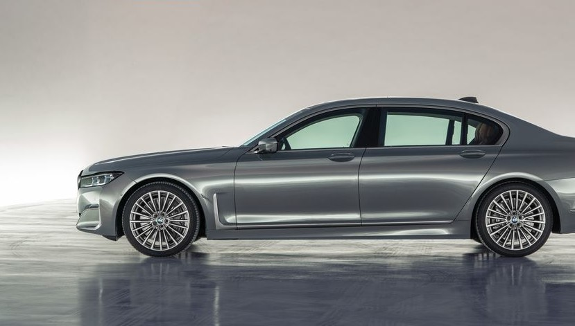 2021 BMW 7-Series New Edition