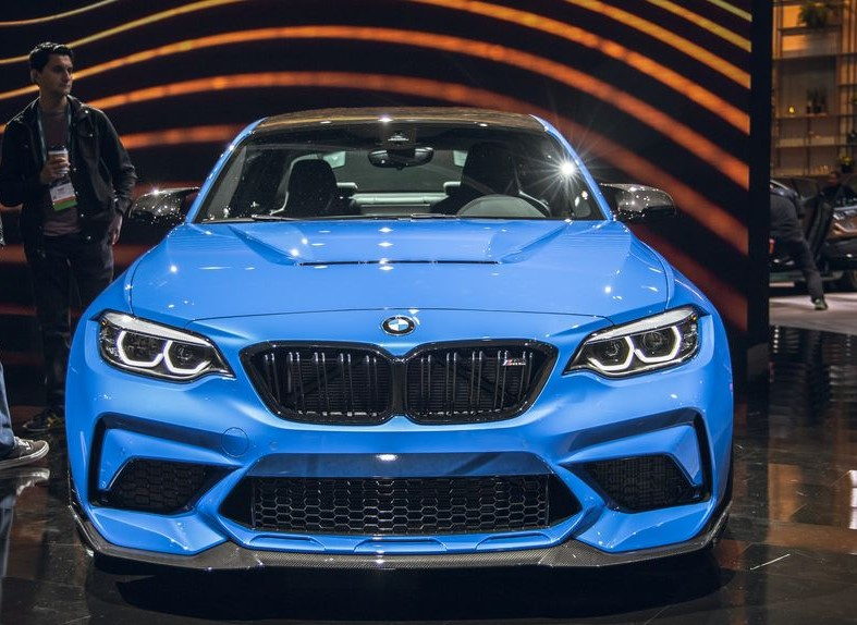 2021 BMW M2 Competition New Version