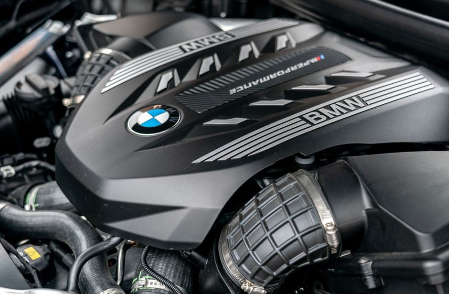 2021 BMW X5 New Engine System