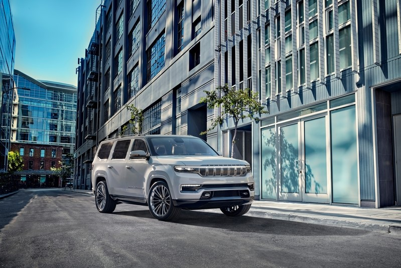 2021 Grand Wagoneer Official Preview