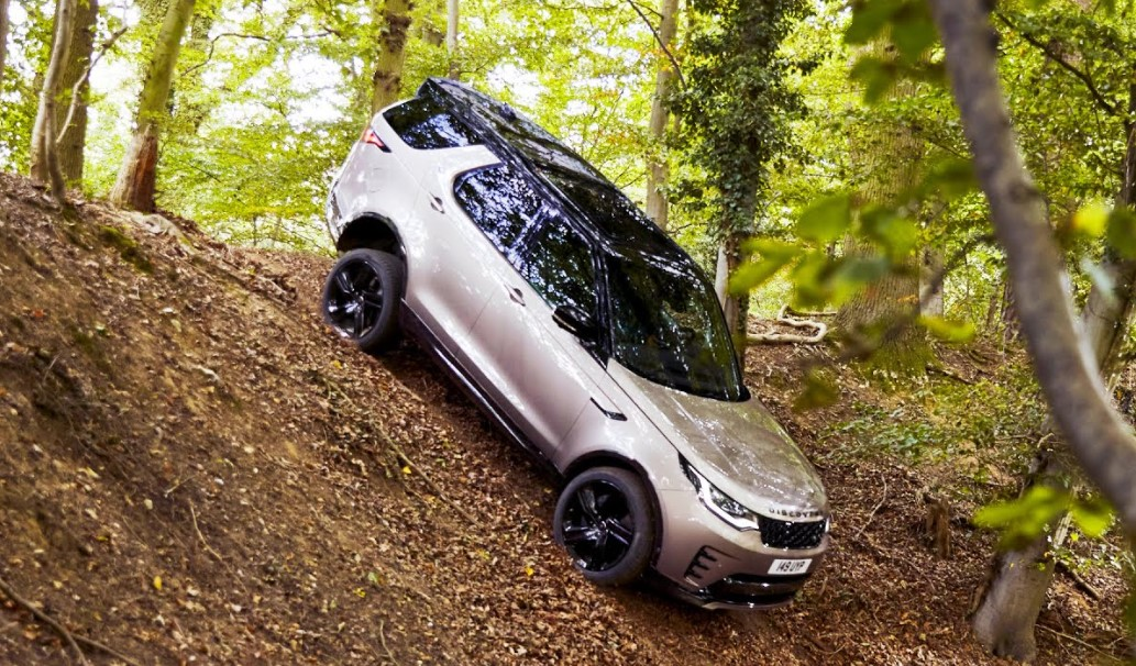2021 Land Rover Discovery Official Preview