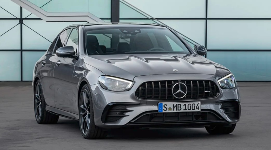 2021 Mercedes-AMG E53 New Edition