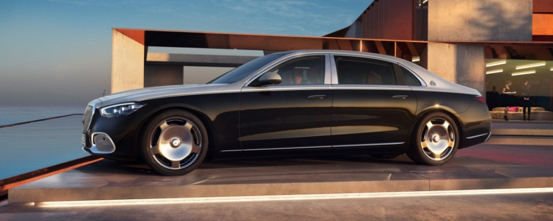 2021 Mercedes-Maybach S-Class New Edition