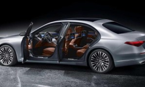 2021 Mercedes S-Class New Edition