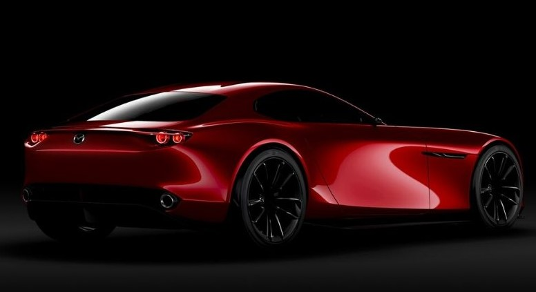 2022 Mazda RX-9 Powered with new engine options