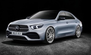 2022 Mercedes-Benz C-class New Exterior Design