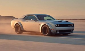 2021 Dodge Challenger SRT Hellcat Powertrain