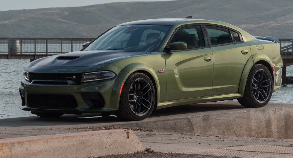 2021 Dodge Charger New Exterior Design