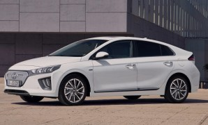 2021 Hyundai Ioniq Electric New Exterior Design