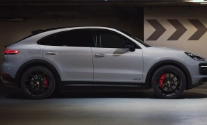 2021 Porsche Cayenne Coupe New Exterior Design