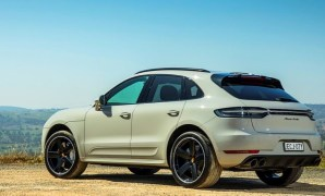 2021 Porsche Macan Turbo New Exterior Design