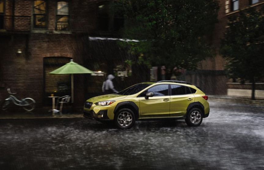2021 Subaru Crosstrek New Edition