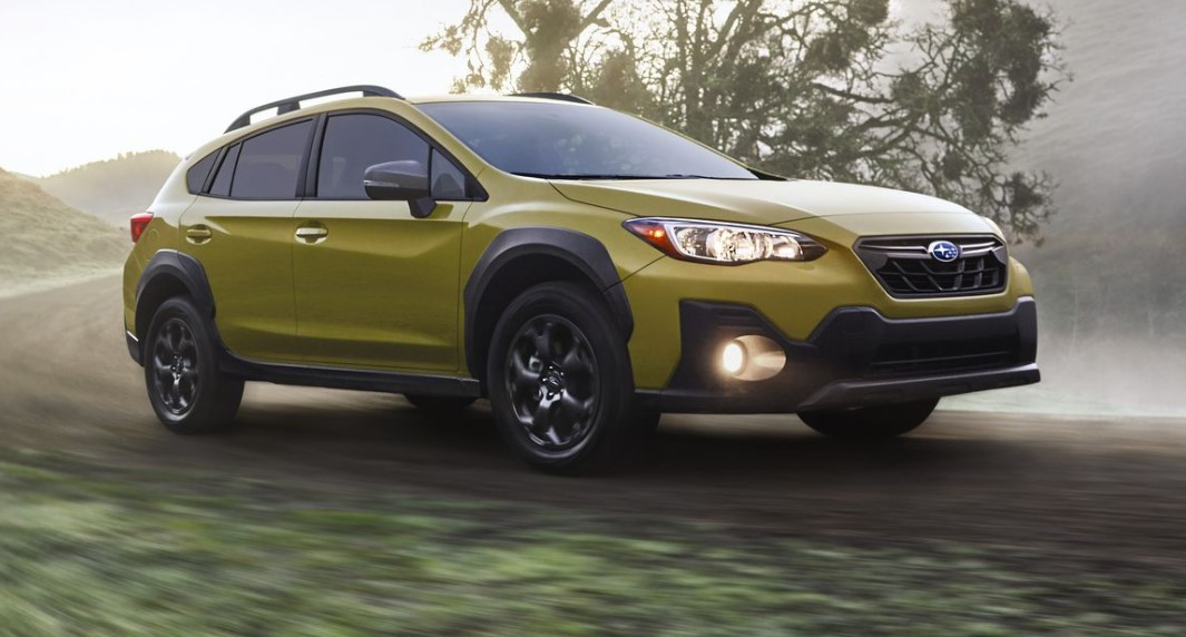 2021 Subaru Crosstrek Powertrain