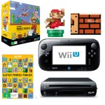 Nintendo Wii U Limited Edition Super Mario Maker Premium Pack