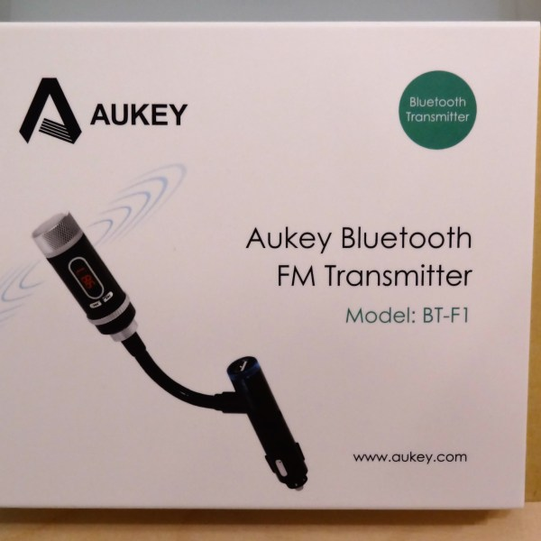 Aukey Bluetooth FM Transmitter