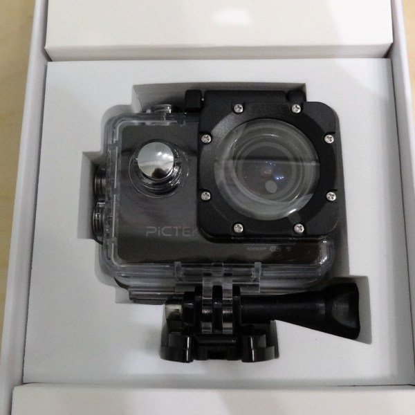 Pictek 1080p Full-HD Actioncam