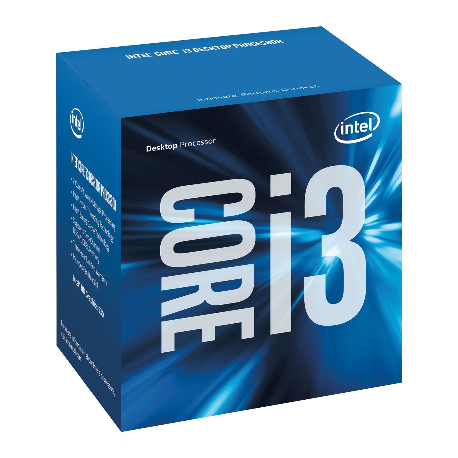 Intel Core i3-6100 (boxed) für 99,19€