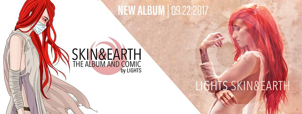 Image result for lights skin and earth