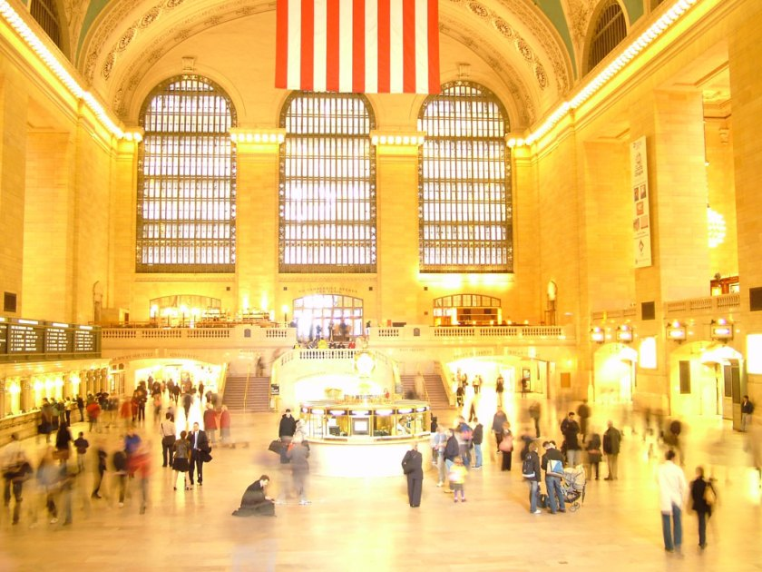 Grand Central Station in New York (Bild: New York Geheimtipps / Jürgen Kroder)