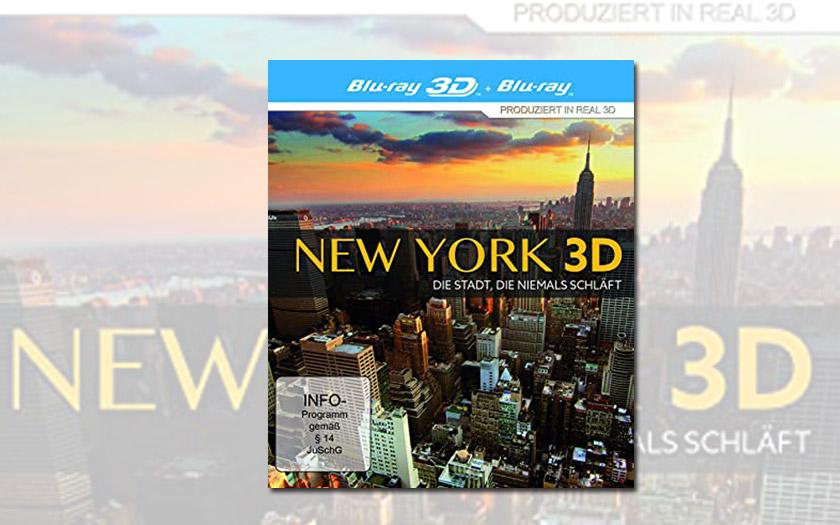 New York 3D (Bild: Amazon)