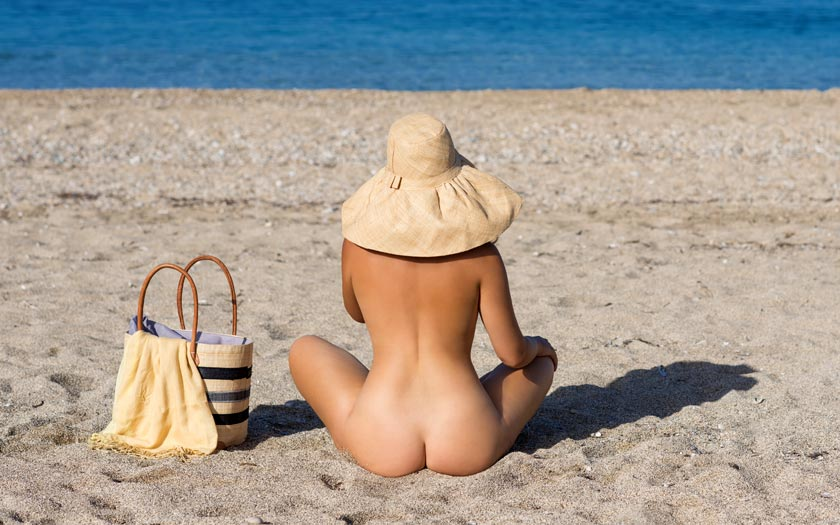 New York FKK Nudist (Bild: Shutterstock)