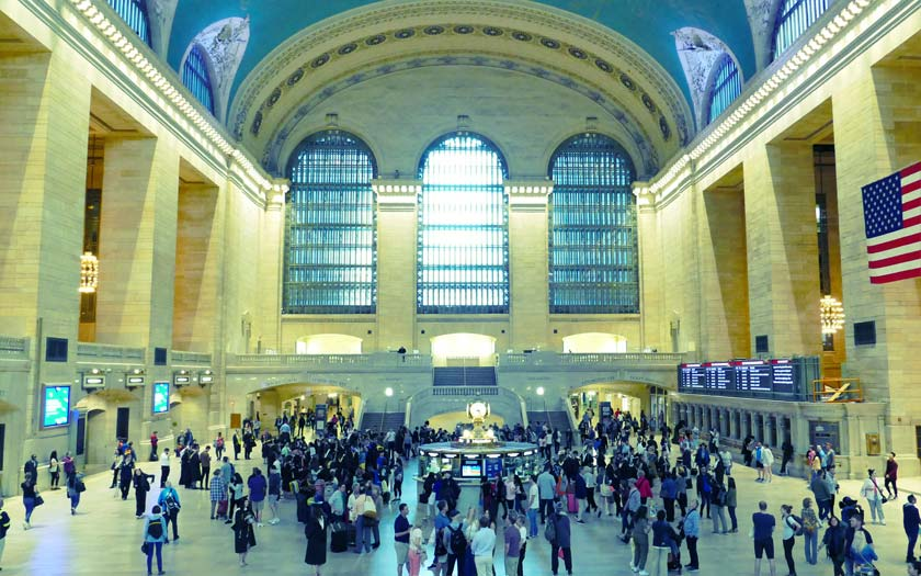 New York Grand Central Station (Bild: Jürgen Kroder)