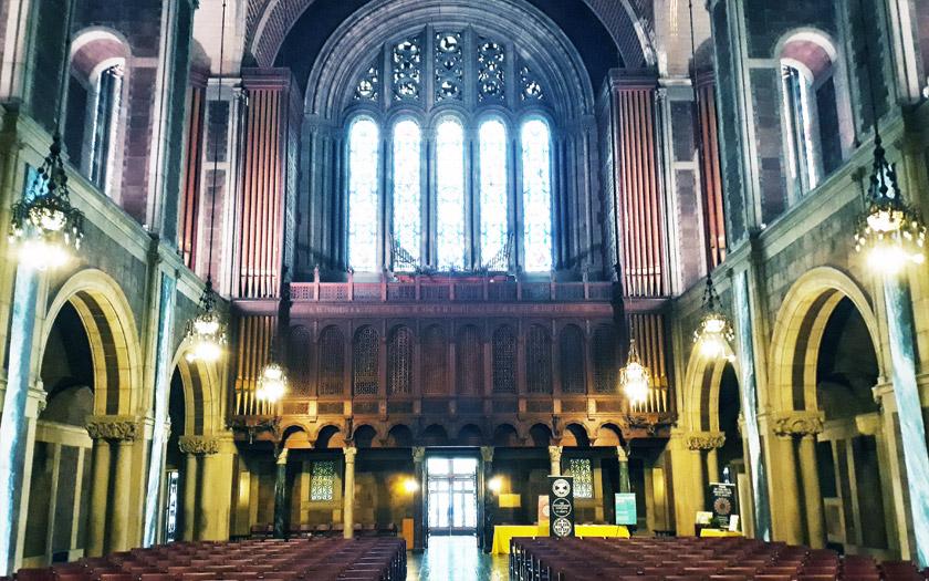 New York - St Bartholomew's Church (Bild: Jürgen Kroder)